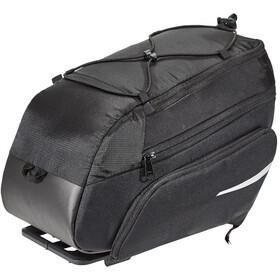 VAUDE Silkroad Plus Taske i-Rack, black